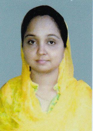 Dr. Hafsa Begum